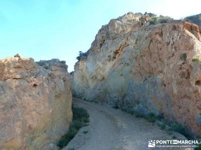 Calblanque y Calnegre - Cabo Tiñoso; trekking viajes; senderismo montaña;micologia madrid
